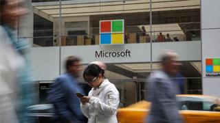 ?日本微軟試四天工作制 工作成效激增40%
