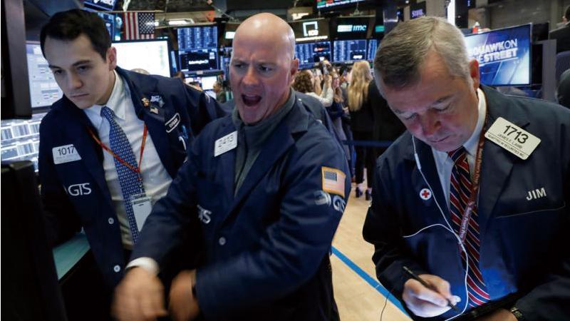 ?领军智库\美股短期或调整 联储有望再减息