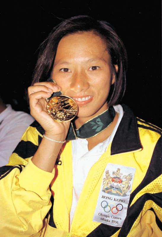 ?李丽珊名句 香港运动员唔係垃圾