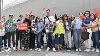 ?止暴制乱|香港政界:三权须合作才能止暴制乱