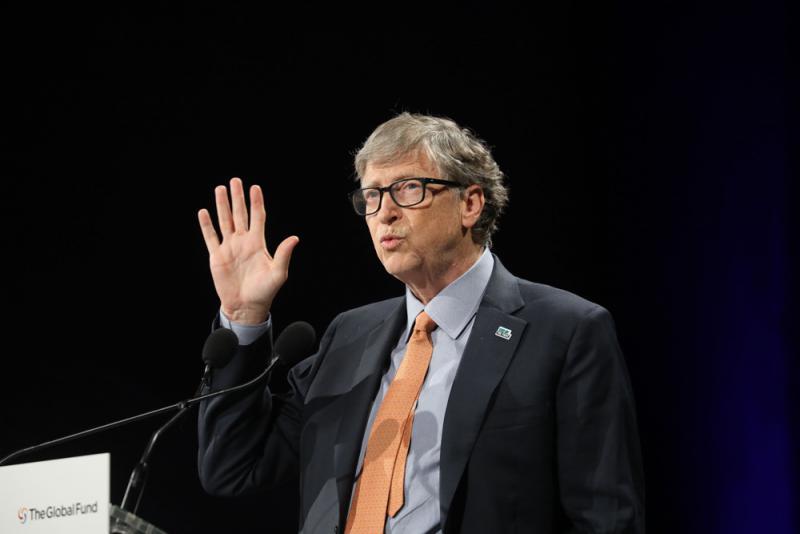 ?盖茨忧富人税阻创新 沃伦邀面谈解画
