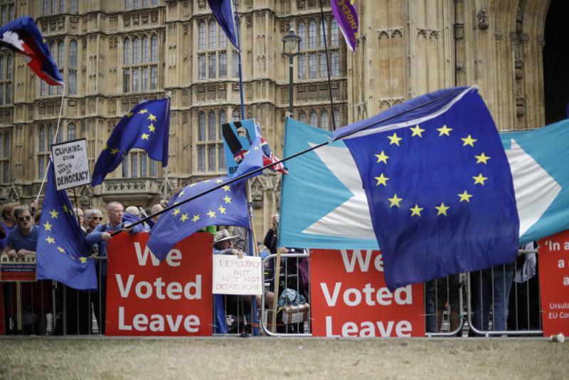 ?冯德莱恩:脱欧衝击让欧盟更团结