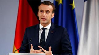 """马克龙称北约""""脑死亡""""引欧洲内讧 德国发警告"""