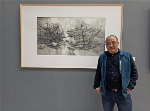 """张吉利:""""后新文人画""""的个性语言和艺术价值"""
