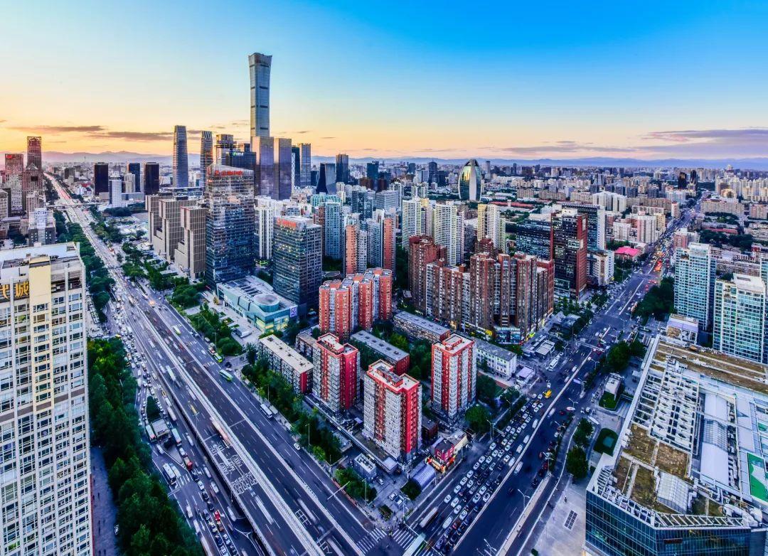 北京CBD百万平方米楼宇拟启动招商