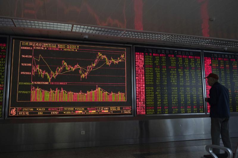 ?A股挫1.8% 近四月最伤