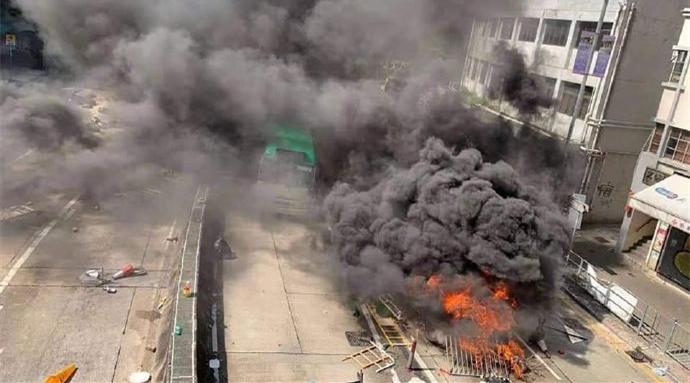 央视:香港命运