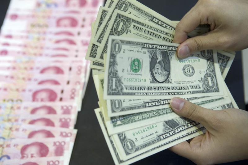 ?人币汇率更多受贸谈影响