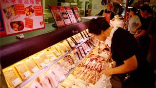 农业农村部:11月8日—14日猪肉批发价格环比下降