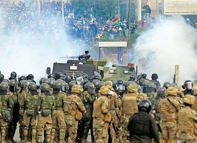 ?玻利维亚乱局未平 莫拉莱斯:愿放弃回国参选