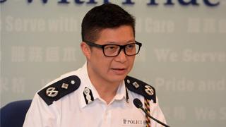 邓炳强任香港警务处处长