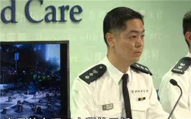 警方谴责暴徒袭击市民:极度冷血可耻