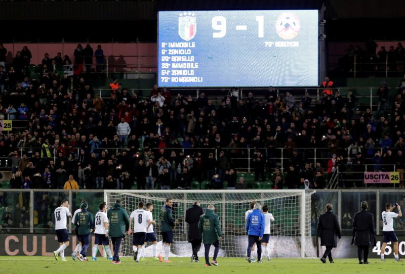 ?意大利11连胜续辉煌
