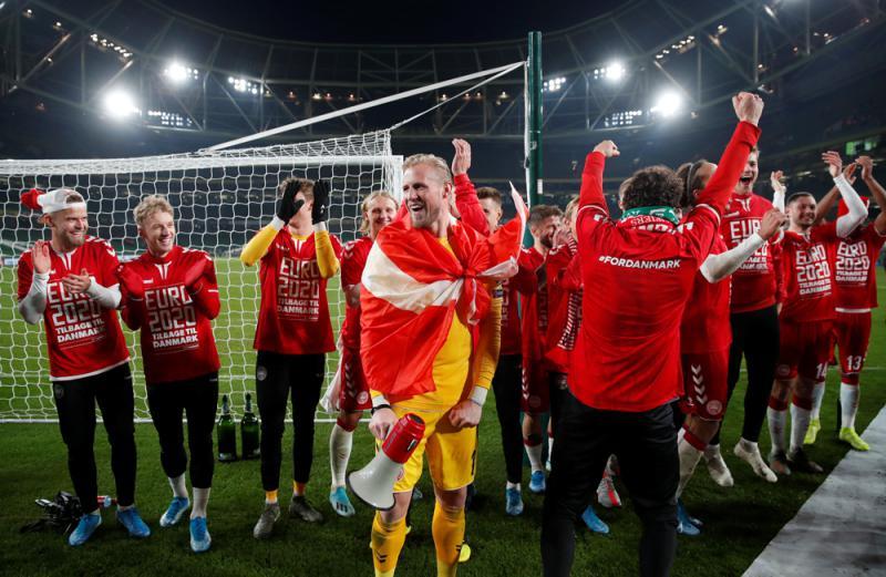 ?欧盃战报/瑞士丹麦D组携手出线