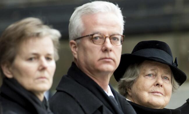 德国前总统之子遇刺身亡 或因袭击者对其父不满