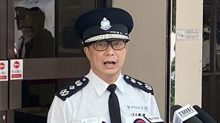 邓炳强:呼吁理大事件和平解决 警方将保障选举安全
