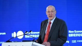 美国前财长保尔森:美中应在公平环境下进行有益竞争