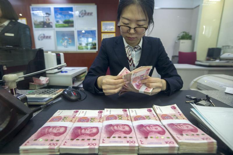 ?不出所廖\中国存準金率仍高 后市降準空间可期