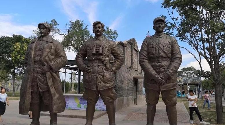 当代雕塑与古城的对话,第二届平遥国际雕塑节组图观赏