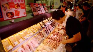 商务部:上周猪肉批发价格较前一周下降8.6%
