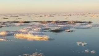 """未来10年俄欲将北极航道打造成""""有竞争力的海路"""""""