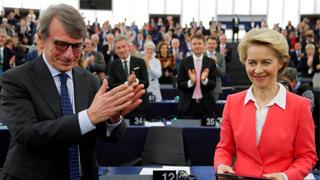 ?歐盟新班子下月履職 氣候問題成核心