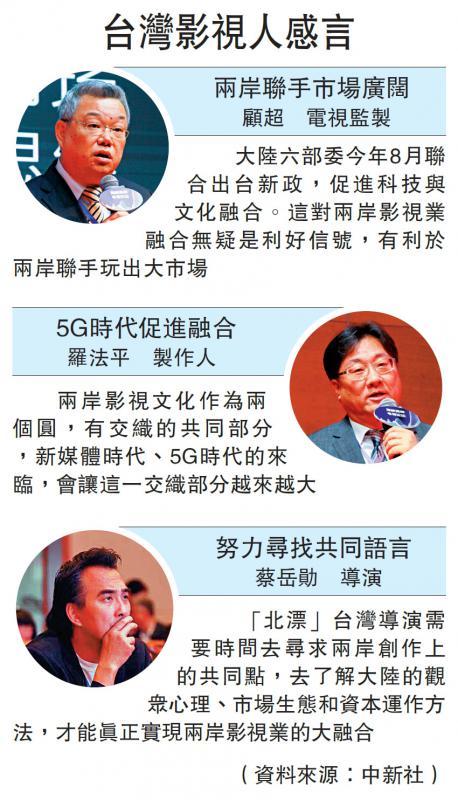 相互提升激蕩 开拓全球华人市场