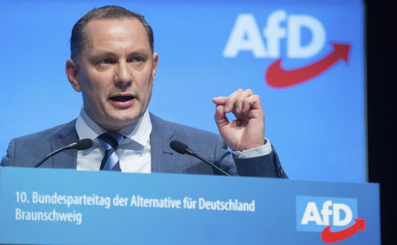德极右党重新包装 冀吸引温和选民