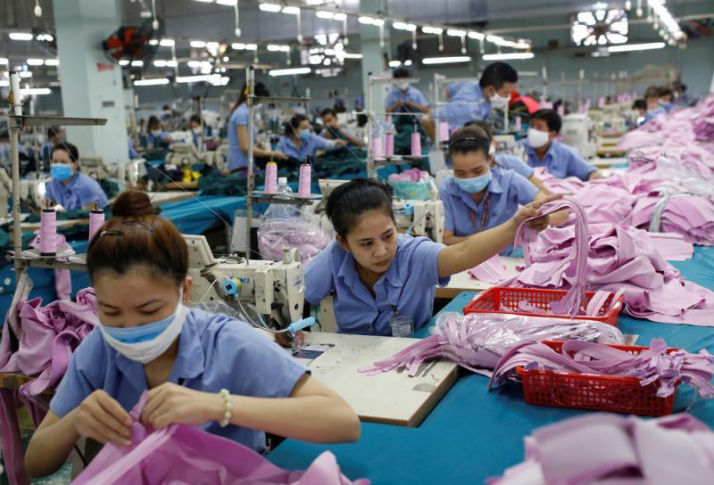 人工成本低 外资迁厂湧入
