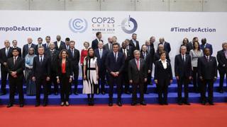 ?场地一波三折 联合国气候大会终开幕