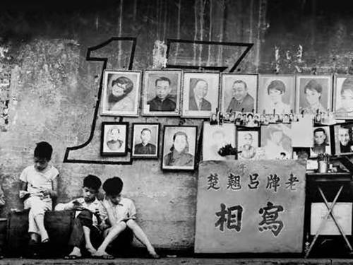 刘冠腾《街头艺术家》