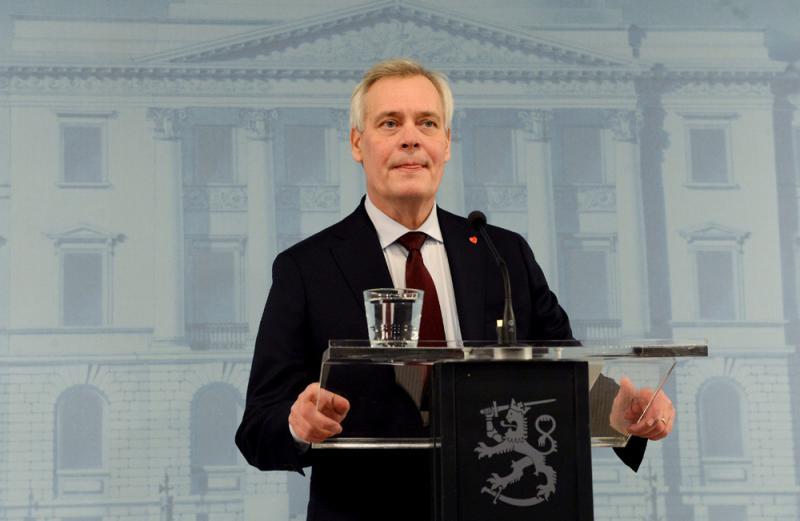 ?處理罷工不力 芬蘭總理請辭