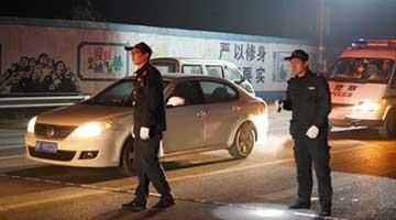 浙江海宁污水罐体倒塌已致9死 失联人员全部找到