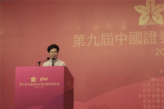 林�月娥:香港有望�l冕全球IPO融�Y�~第一
