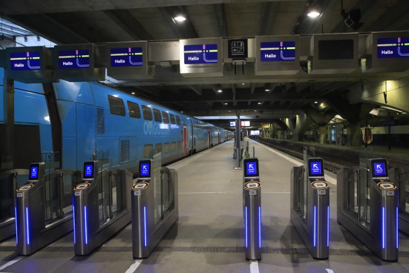 ?法全國大罷工 9成高鐵停運