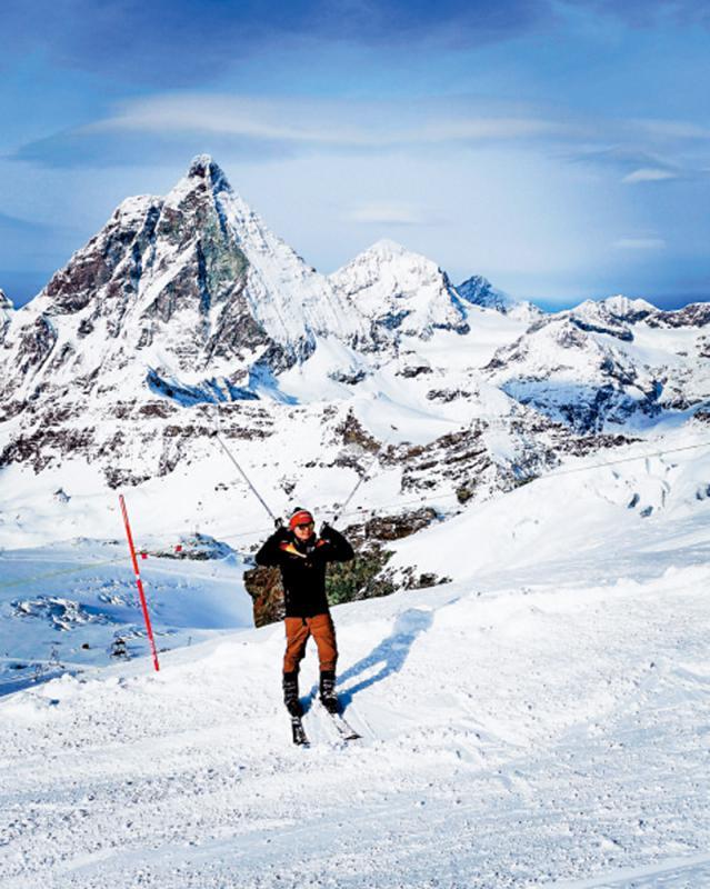 ?乐 活\阿尔卑斯的冬季恋歌\潘 少