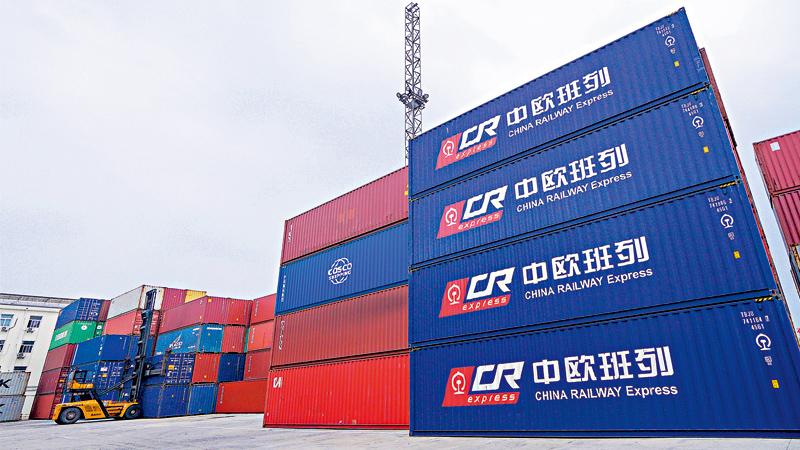 内需改善 上月中国进口同比升2.5%