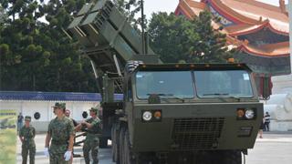 华府予取予求 台导弹采购增12亿预算
