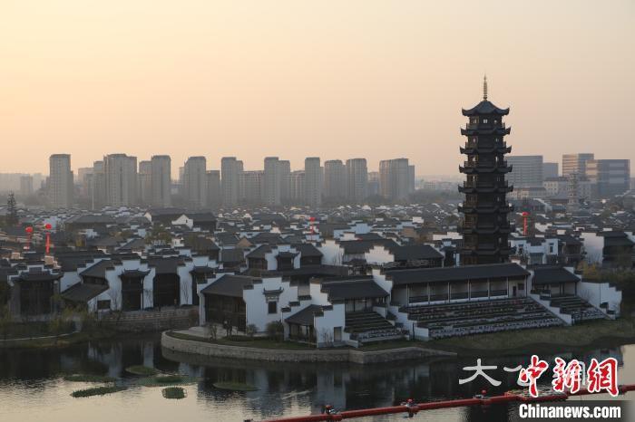 中國旅遊特色小鎮發展大會在安徽蕪湖舉行