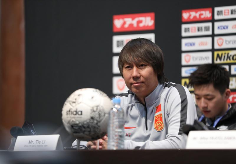 ?国足东锦赛首仗鬥日本