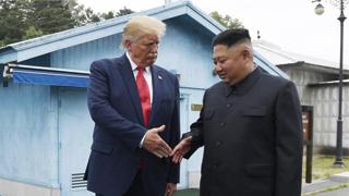 特朗普:朝鲜若恢复敌对将失去一切