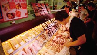 統計局:11月份豬肉價格同比上漲110.2%