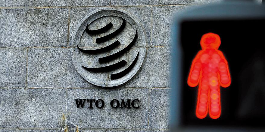 美阻法官任命 WTO上诉机构停摆