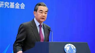 王毅:中美应共同找到两个大国在这个星球上和平共处之道