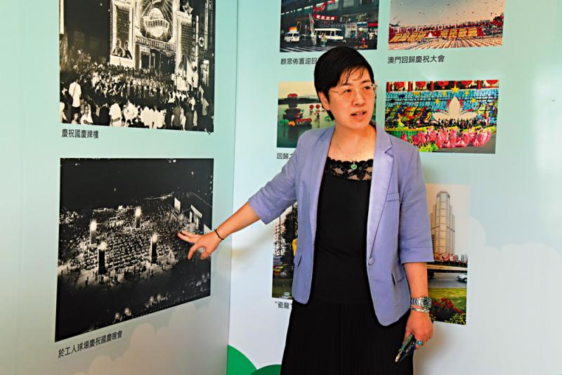 ?大公访谈\吴小丽:政府下单 民间服务 街坊满足
