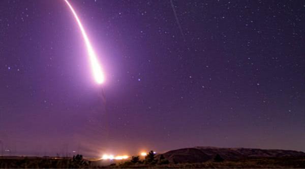 撕毁《中导条约》后,近40年来美国首次试射中程弹道导弹