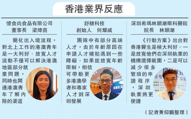香港业界反应