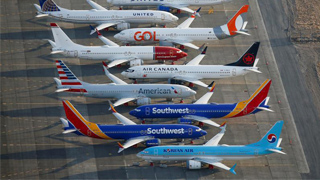 波音公司宣布下月起暂停生产737MAX