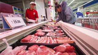 商务部:上周猪肉批发价格为每公斤43.91元 下降0.8%