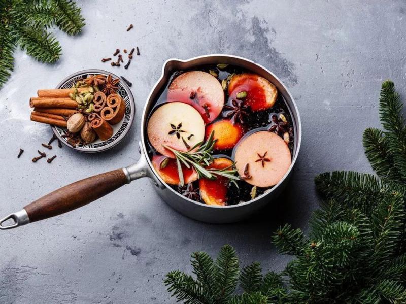 ?饮食男女/圣诞热红酒/尹 画
